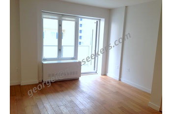 LONG ISLAND CITY. LUX MODERN STUDIO. w BALCONY Condo Finishes ...
